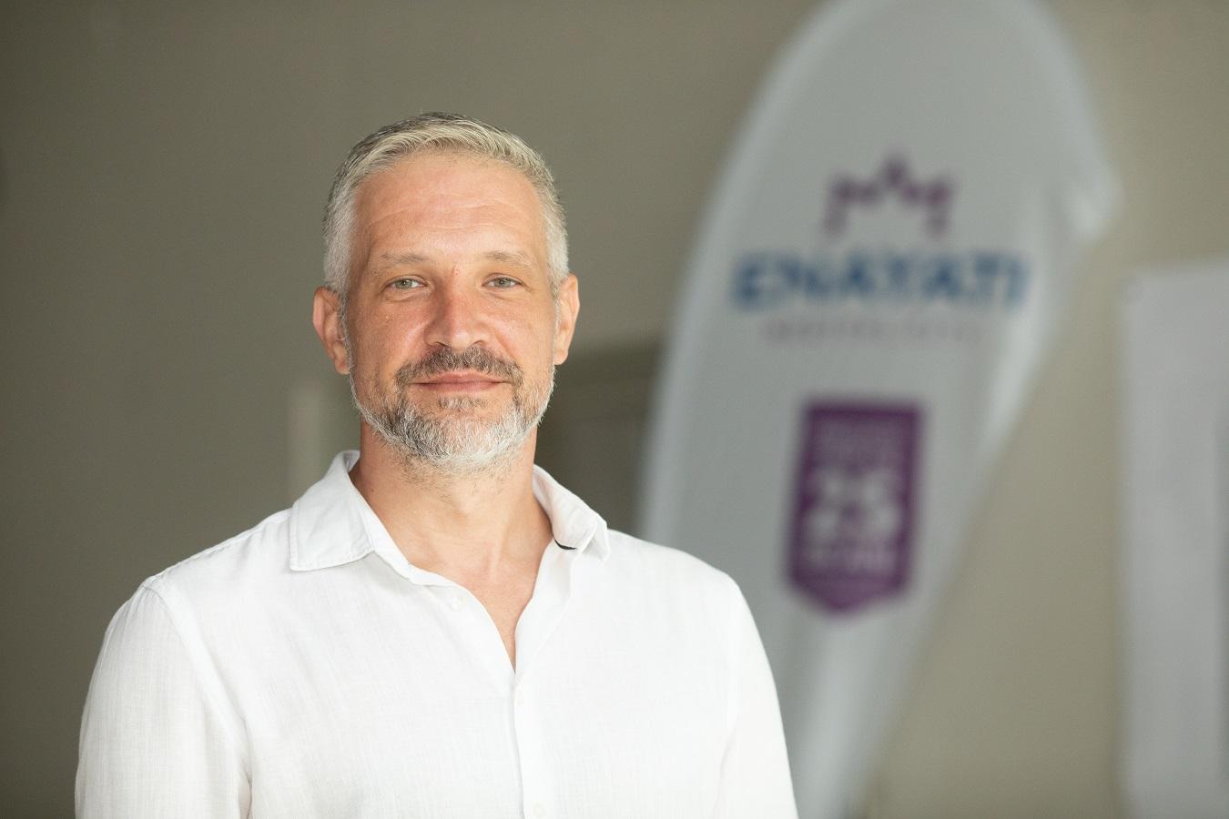 """Enayati Medical City este un proiect imens, provocator si dinamic, care ne face pe toti sa ne deschidem mintile si sa pasim in afara zonei de confort"""""""