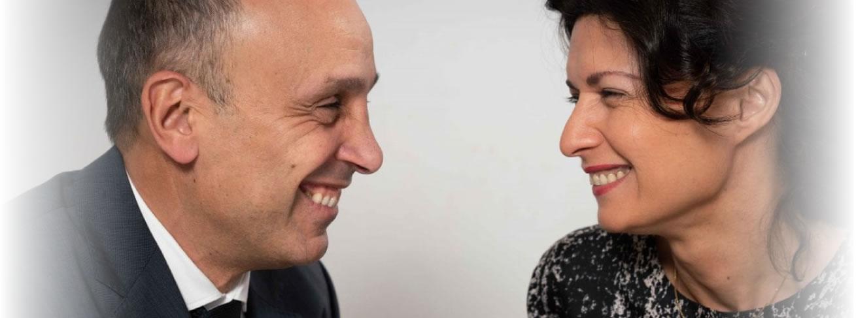 Mitra și Wargha Enayati, o poveste de dragoste în slujba lui Dumnezeu