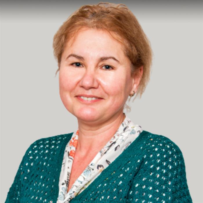 Şef de Lucrări Dr. Corina Grigoriu
