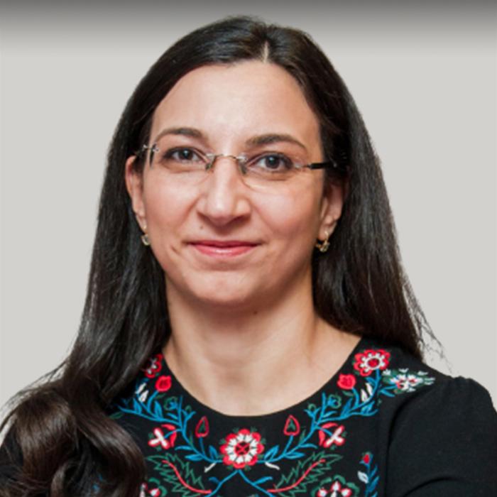 Șef De Lucrări Dr. Oana Gabriela Trifănescu