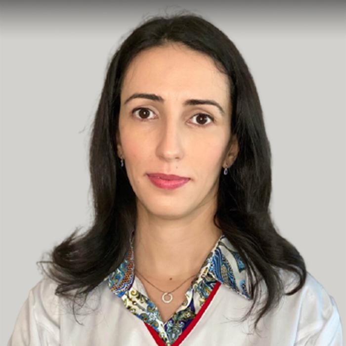 Sef lucr. Dr. Romina Sima