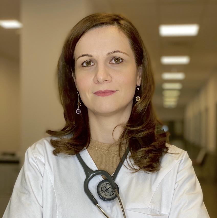 As. Univ. Dr. Elena Sinziana Daia-Iliescu