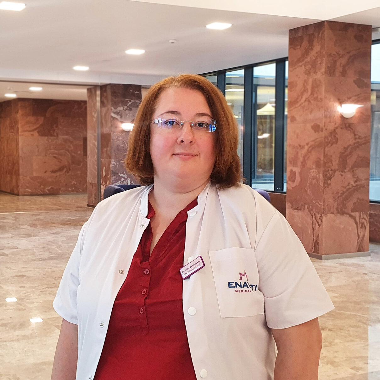 Dr. Cuciureanu Irina